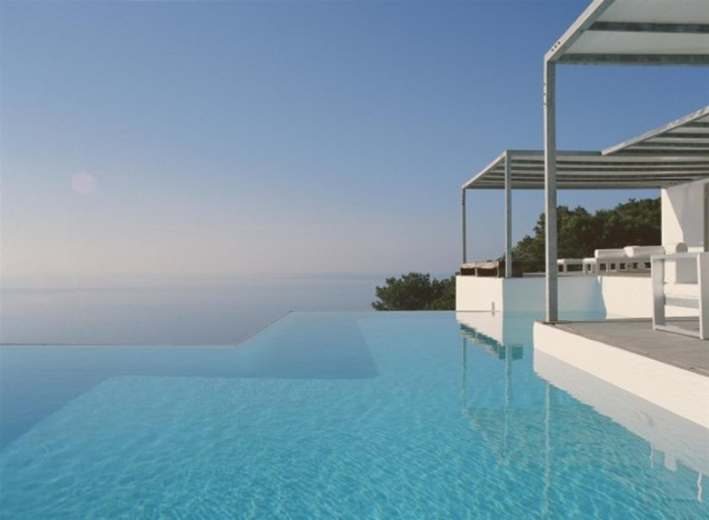Seven Stunning Villas with Infinity Pools in Ibiza