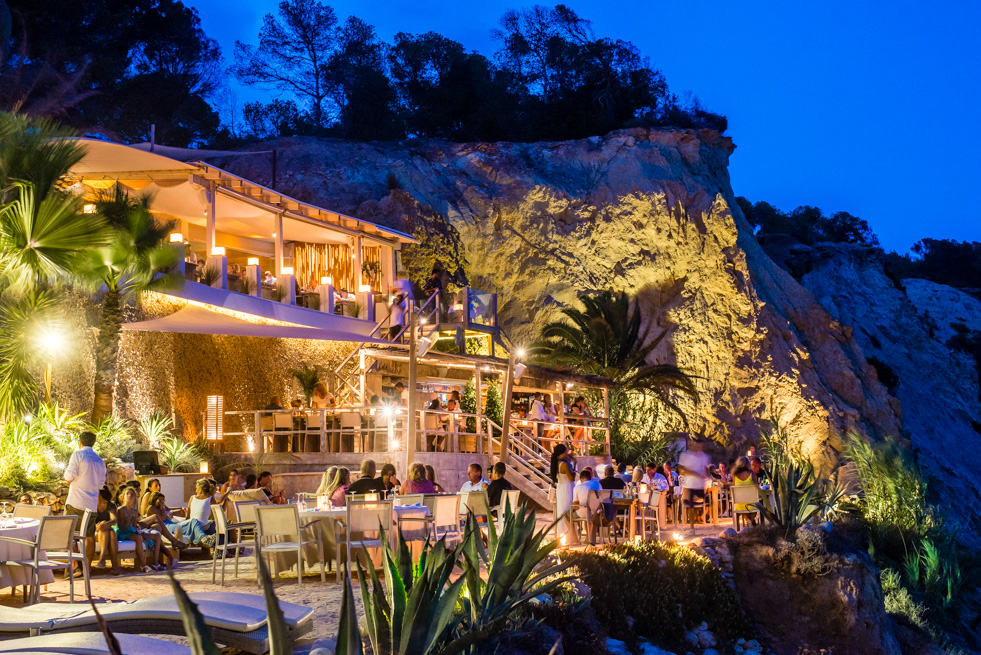 Top restaurants ibiza
