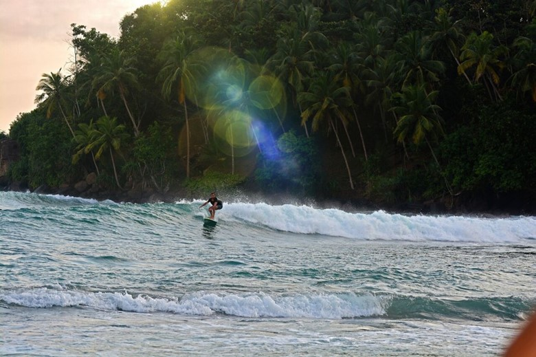 An Interview with Amrith, a Surf Instructor in Sri Lanka