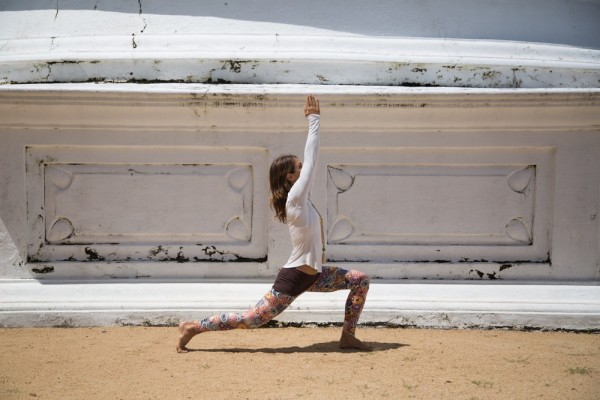 Sri Lanka Interview Series: Yoga & Surf Instructor, Kori