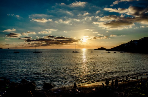 Sunset for All Occasions in Ibiza