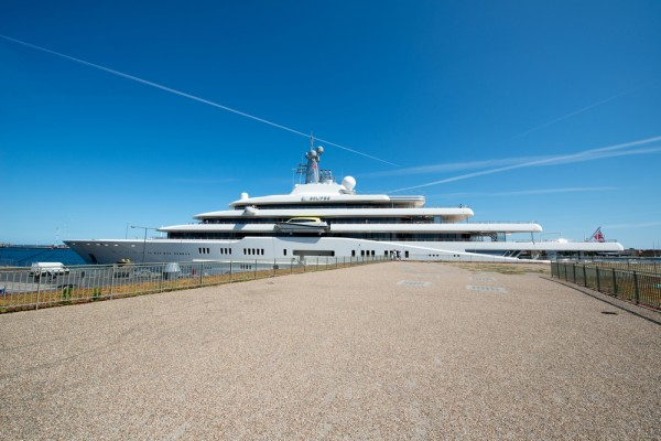 The Super Yacht Society of Ibiza