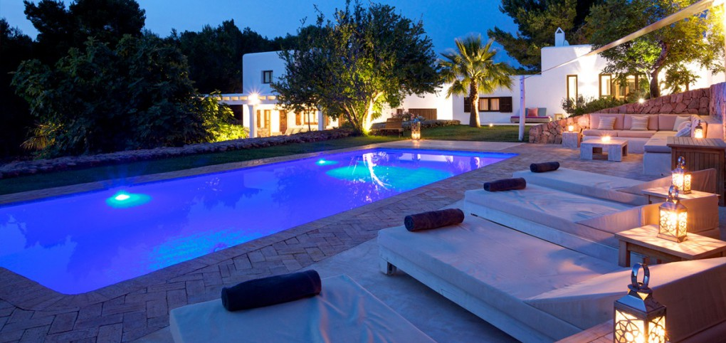 Discovering Ibiza's cosy winter villas