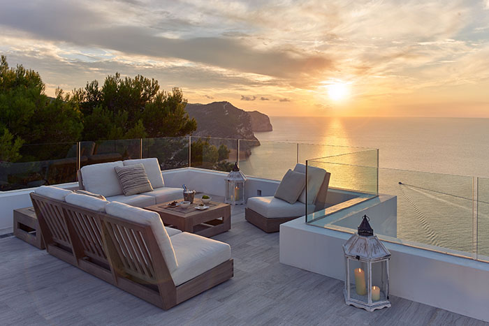 Villas for Family Occasion in Ibiza
