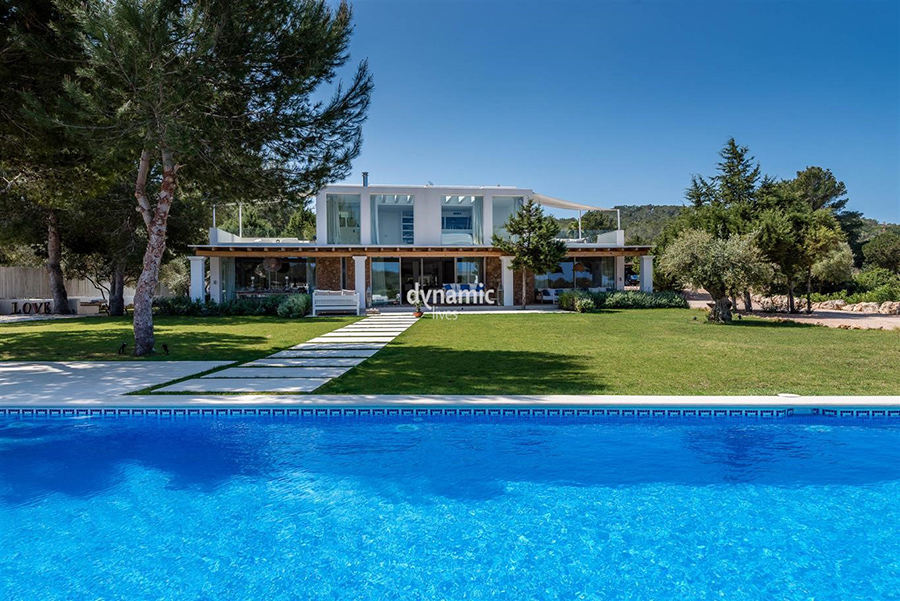 The Best Family Villas in Ibiza