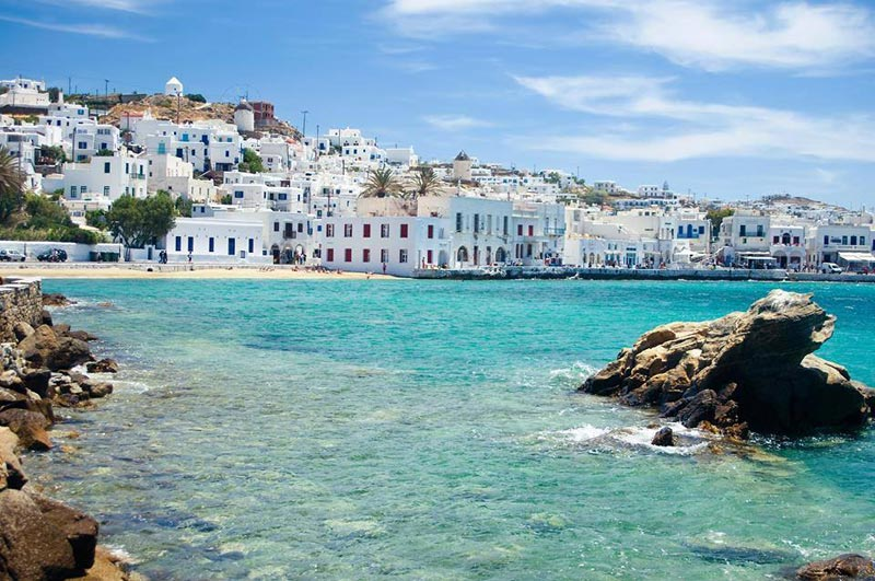 Find Paradise in Mykonos This Summer