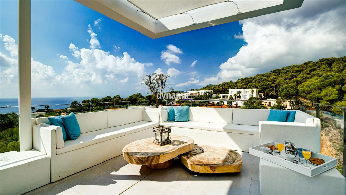 Villa of The Month: Villa Koen in Ibiza
