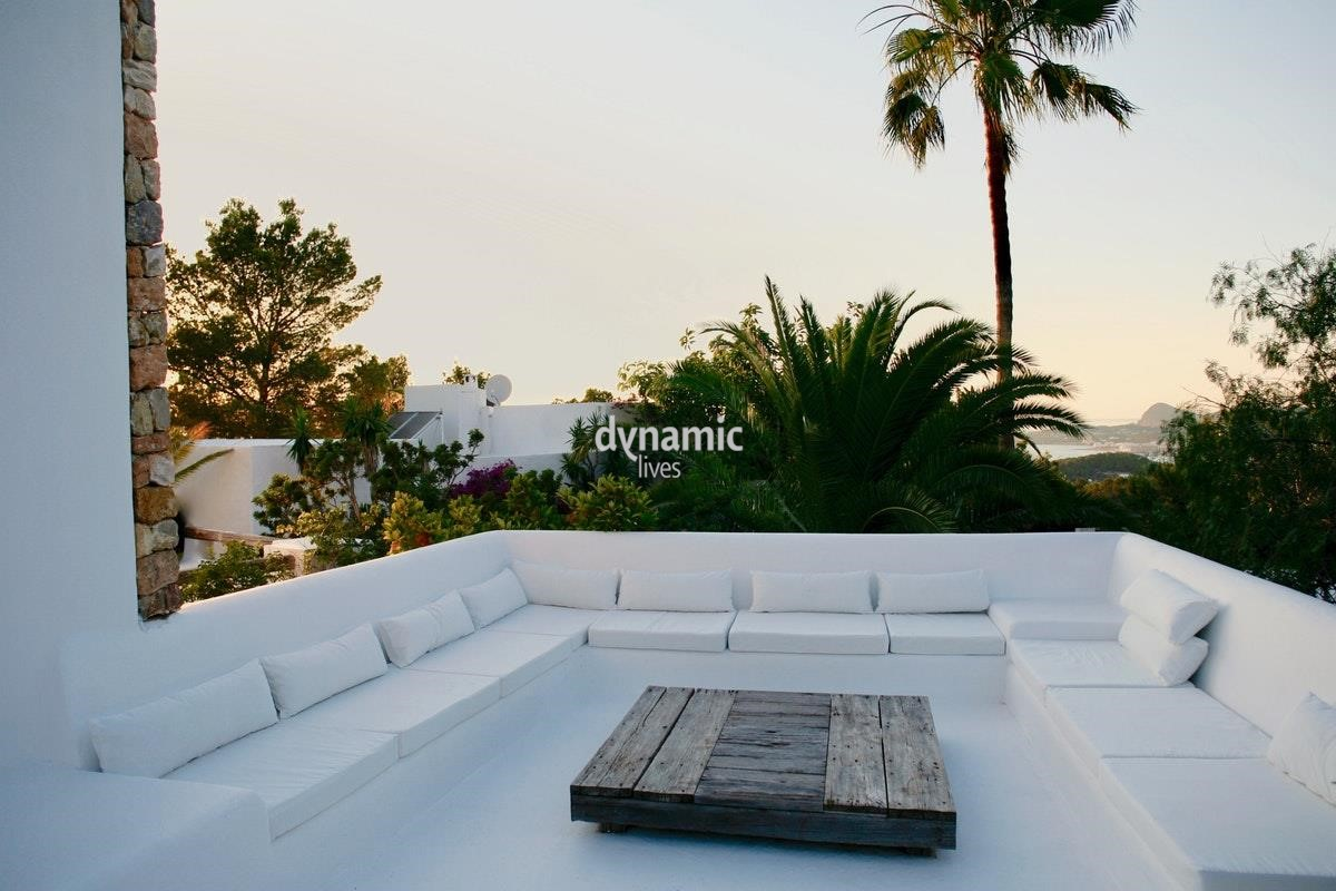 Villa of The Month: Casa San Agustin in Ibiza
