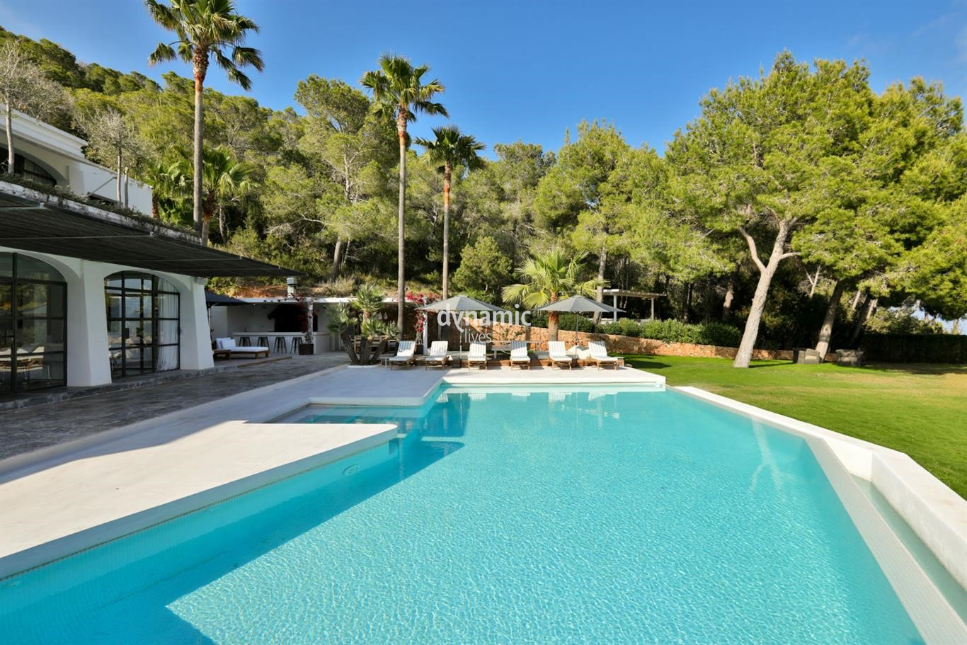 Villa of the Month: Villa Cardona in Ibiza