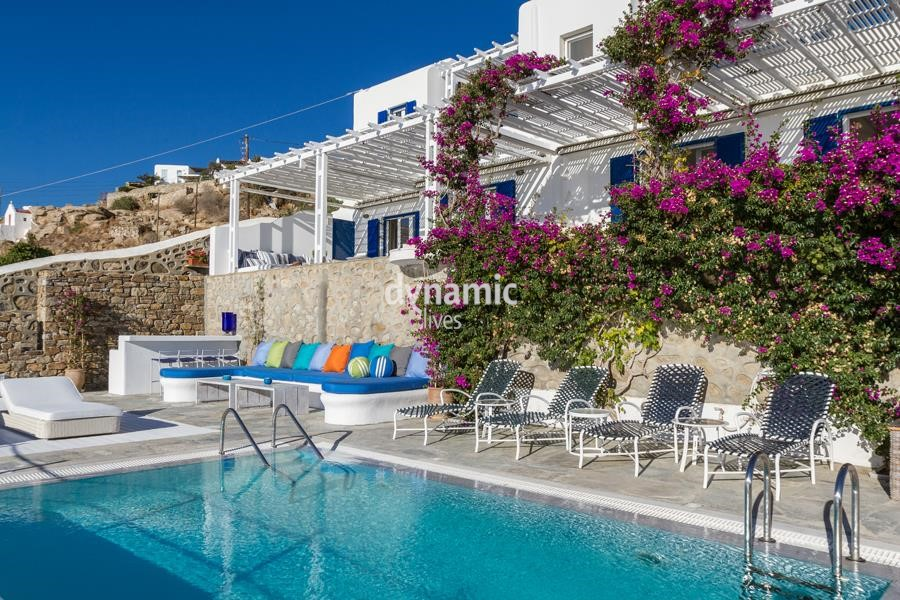 The Best Designer Villas in Mykonos for 2018