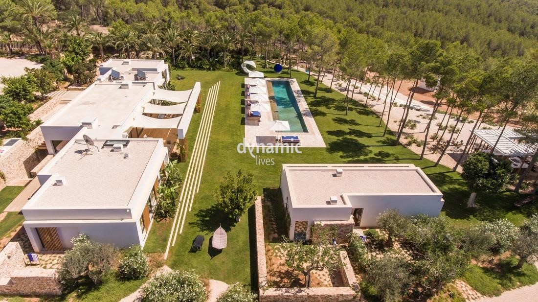 Villa of the Month: Villa Asombro in Ibiza
