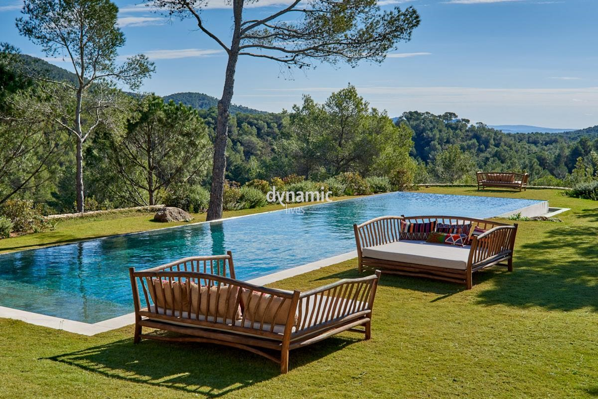 Villa of The Month: Villa Ligero in Ibiza