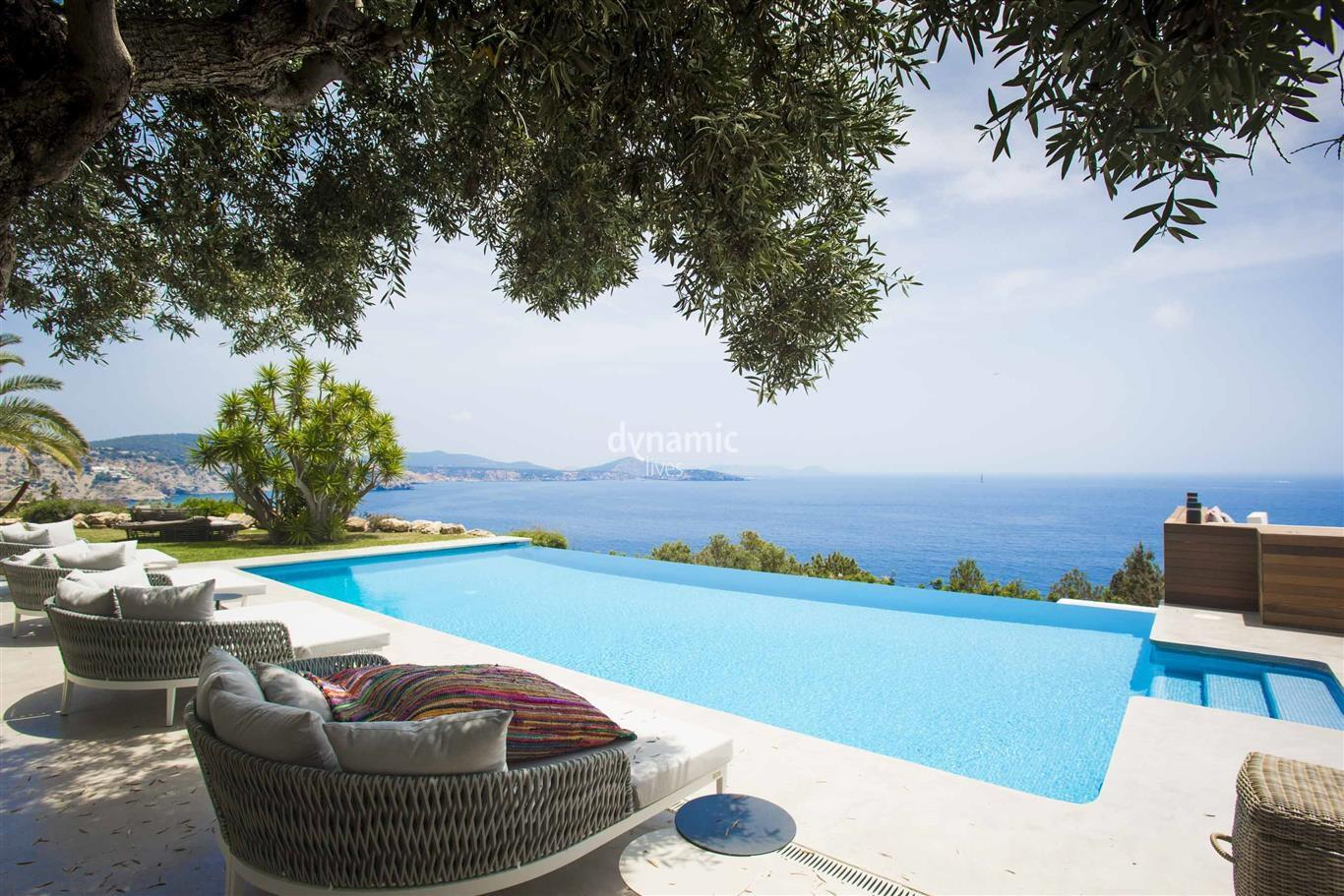 Villa of The Month - Villa Fenicia in Ibiza