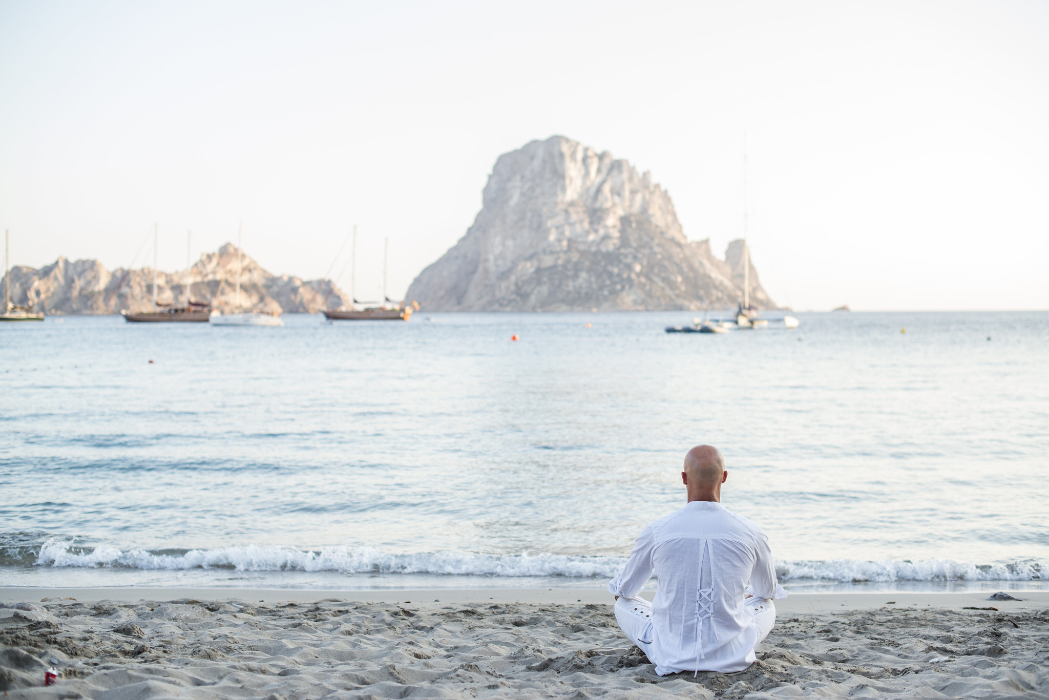 Healthy holidays - The other side of Ibiza