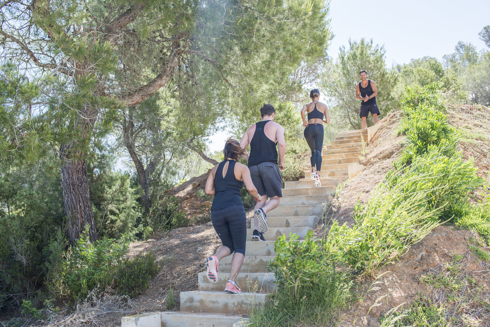 Let's get physical –  Fitness holidays in Ibiza